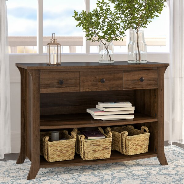 Plumville Console Table by Darby Home Co