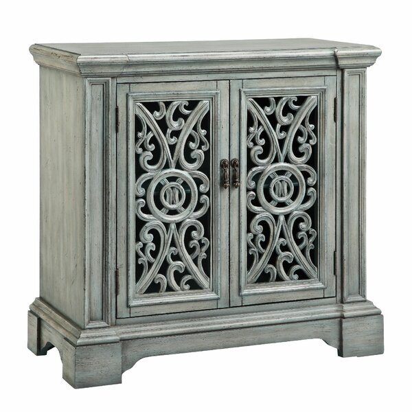 New Haven 2 Door Accent Cabinet by Ophelia & Co.