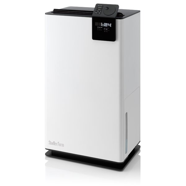 Albert 43.2 Pint Dehumidifier with Casters by Stadler Form