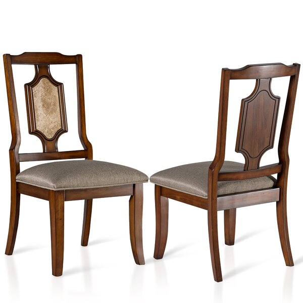 Odalys Upholstered Dining Chair (Set of 2) by Astoria Grand