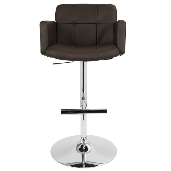 Limpley Stoke Swivel Bar Stool by Wade Logan