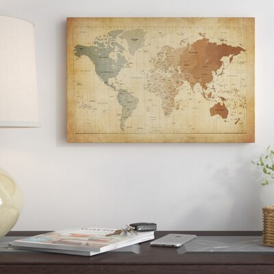 world map wall art. Black Bedroom Furniture Sets. Home Design Ideas