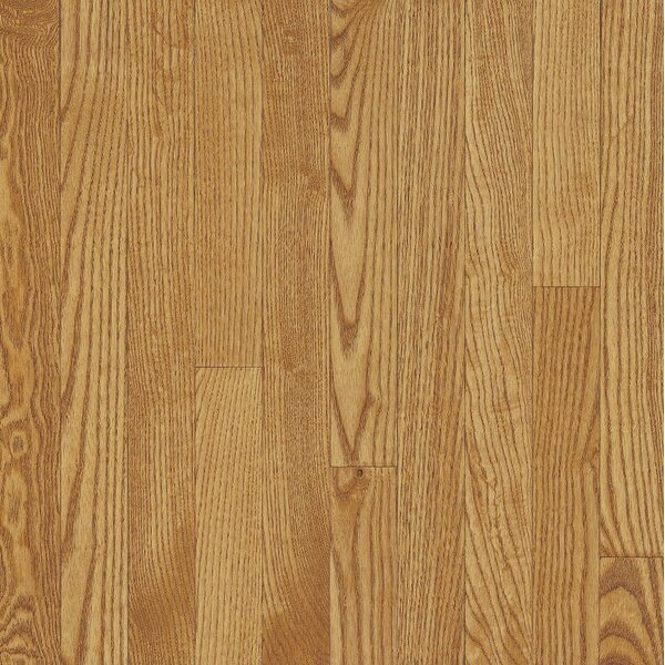Dundee 3-1/4 Solid White Oak Hardwood Flooring in Dune by Bruce Flooring