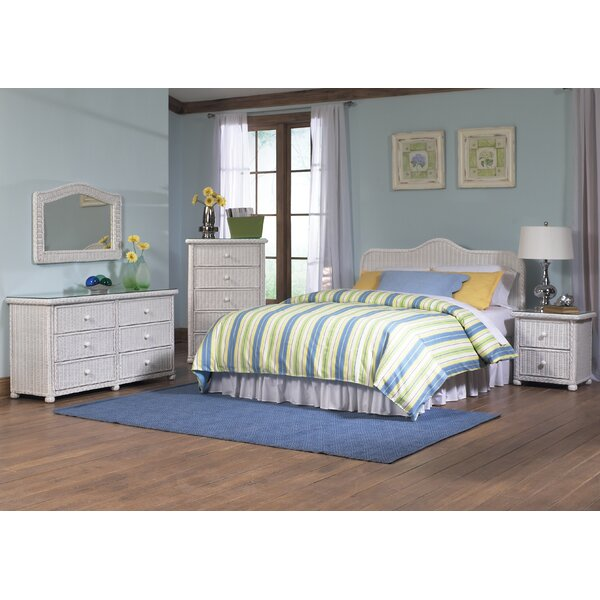 Watkins Standard 5 Piece Bedroom Set by Bay Isle Home
