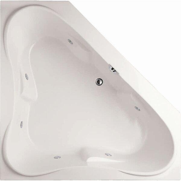 Designer Erica 60 x 60 Soaking Bathtub by Hydro Systems