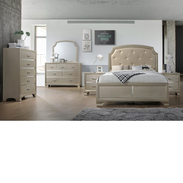 Mcphearson Standard 4 Piece Bedroom Set by House of Hampton