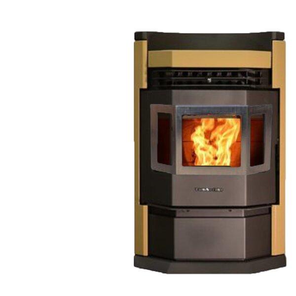 Heates 2800 Sq. Ft. Direct Vent Pellets Stove By ComfortBilt Pellet Stoves