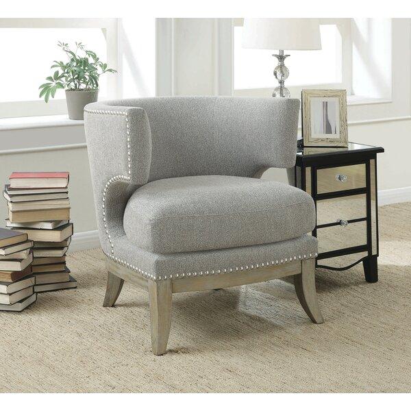 Aurore Barrel Chair by One Allium Way