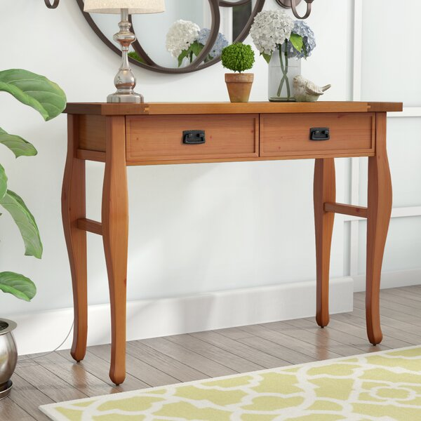 Review Finleyville Console Table