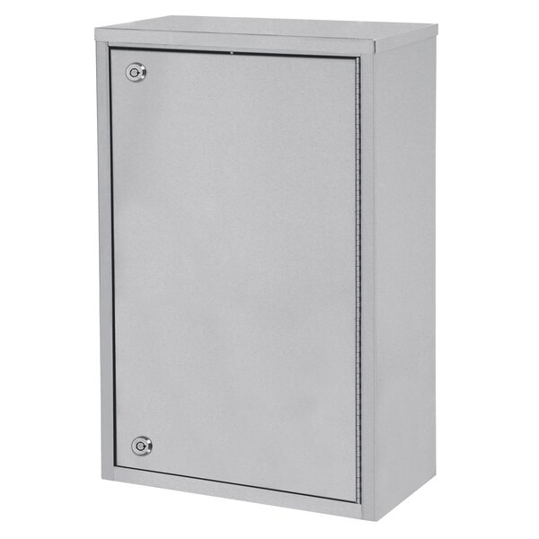 16 W x 24 H Wall Mounted Cabinet
