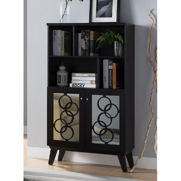 Deluca Geometric Bookcase By George Oliver