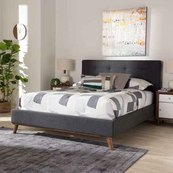 Jeterson Upholstered Platform Bed By Trule Teen by Trule Teen Design
