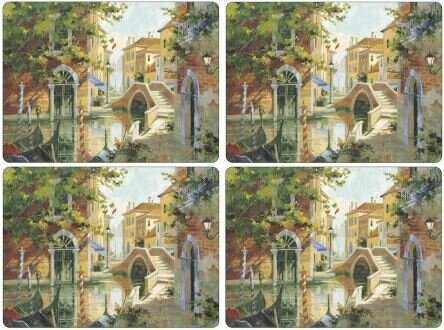 Venetian Scenes Placemat (Set of 4) by Pimpernel