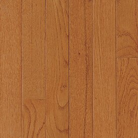 3-1/2 Solid Oak Hardwood Flooring in Gunstock by Forest Valley Flooring