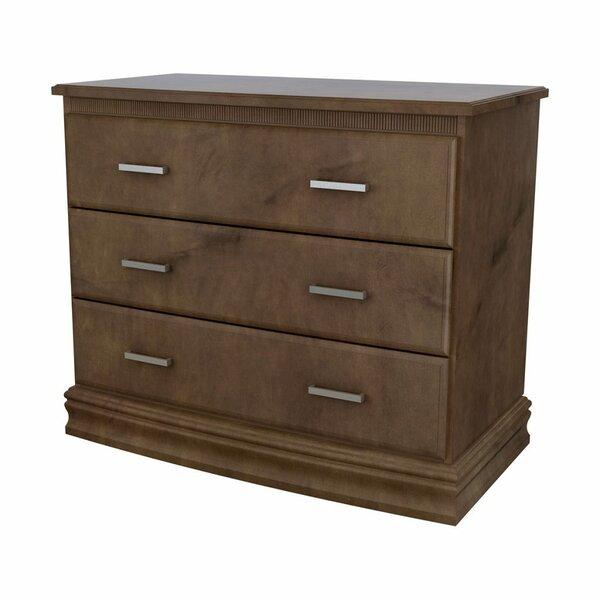 Carnagie Hill 3 Drawer Dresser by Akin