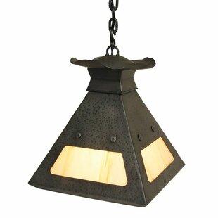 Westmoreland 1-Light Lantern Pendant by Steel Partners
