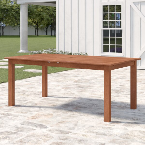 Rossi Wooden Dining Table by Birch Lane™ Heritage