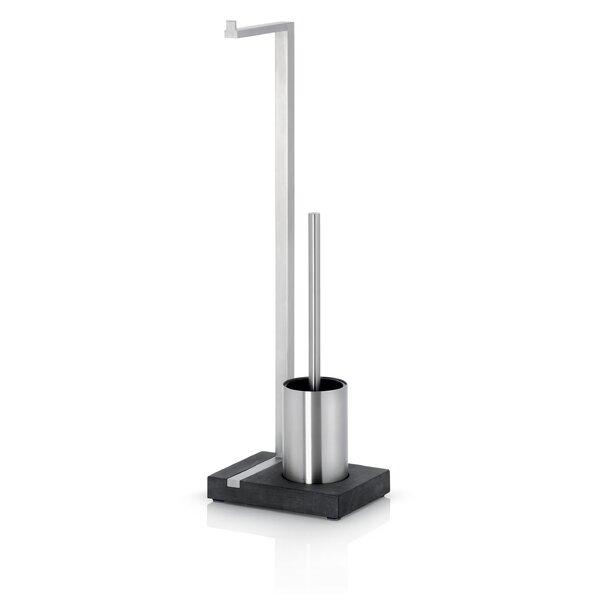 Menoto Free Standing Toilet Brush Set by BlomusMenoto Free Standing Toilet Brush Set by Blomus