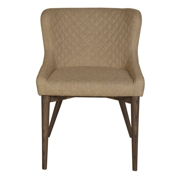 Mattingly Upholstered Dining Chair (Set of 2) by Union Rustic