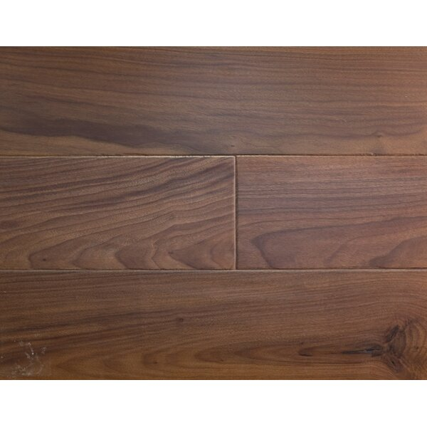 Rustic Old West 7 Engineered Walnut Hardwood Flooring in Ponderosa by Albero Valley