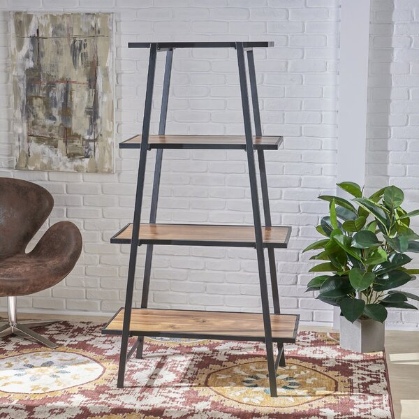 Komar Standard Bookcase by Gracie Oaks