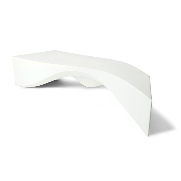 Riptide Plastic Bench by TONIK