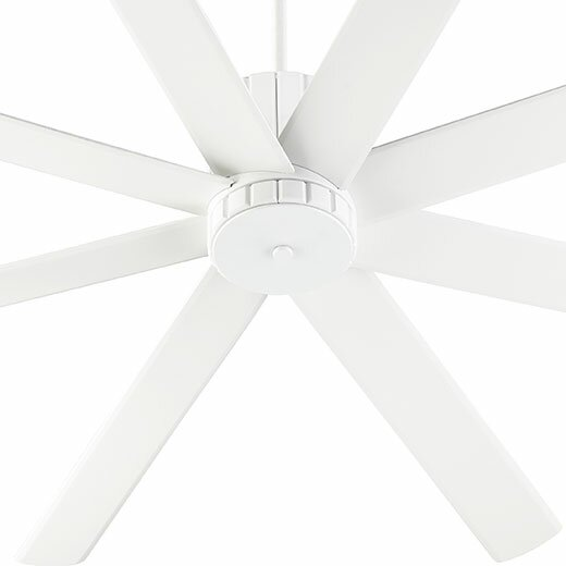 72 Proxima 8 Blade Ceiling Fan by Quorum