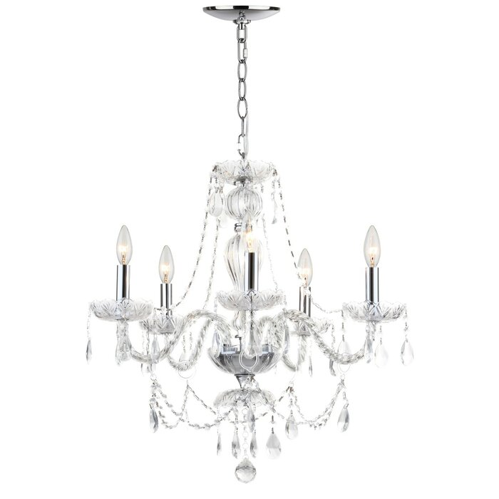 keira gold chandeliers transparent murano lampshades en chandelier with glass lights and