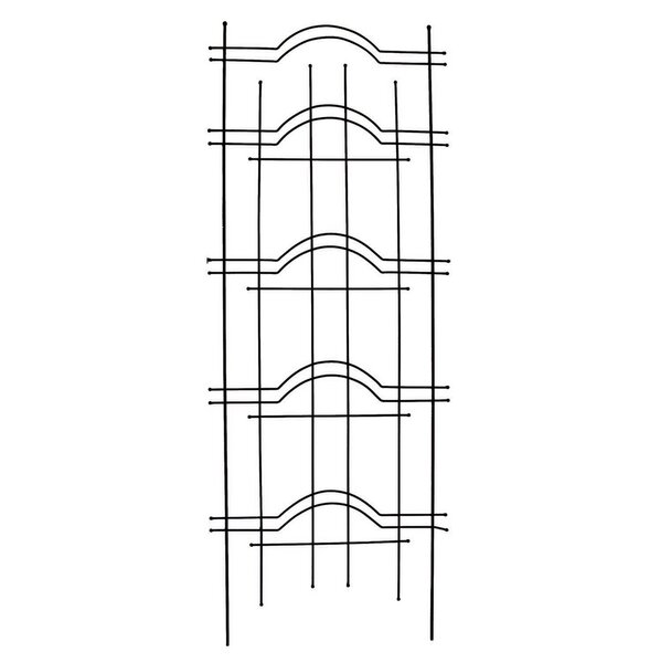 Newport Steel Gothic Trellis by Griffith Creek Designs