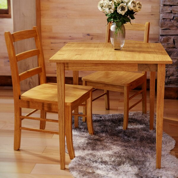 Avawatz 3 Piece Dining Set by Loon Peak