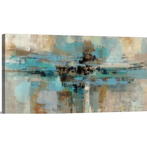 Morning Fjord by Silvia Vassileva Oil Painting Print on Canvas by Corrigan Studio