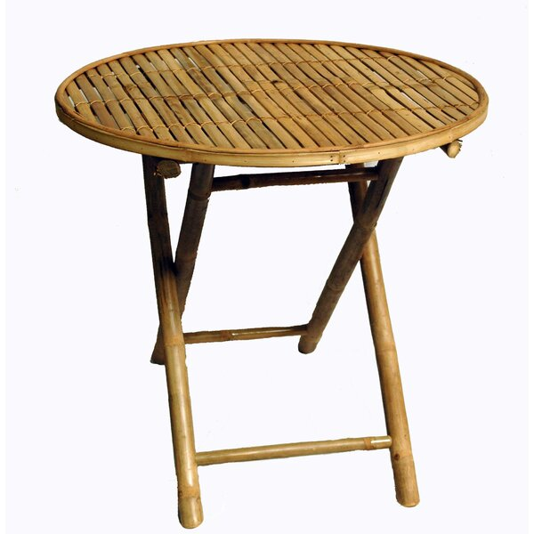 Folding Side Table By Bamboo54