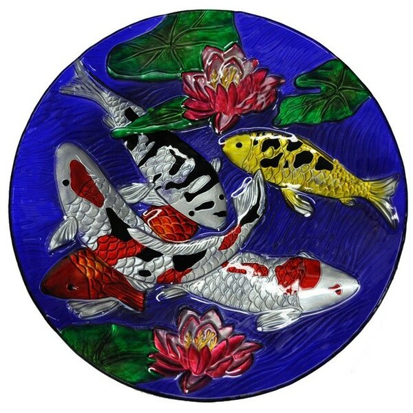 Decorative Plate by Continental Art Center