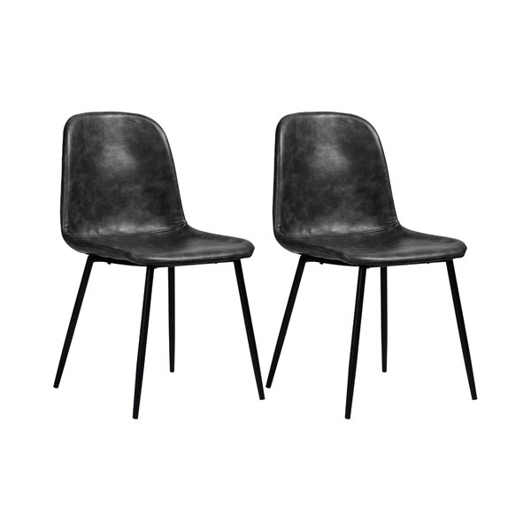 Debord Upholstered Side Chair (Set Of 2) By George Oliver