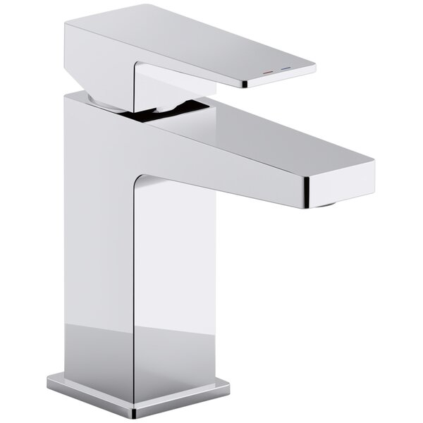 Honesty Single-Handle Bathroom Sink Faucet with Drain Assembly by Kohler