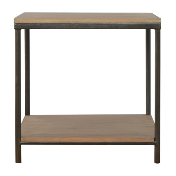 Leana End Table by Williston Forge