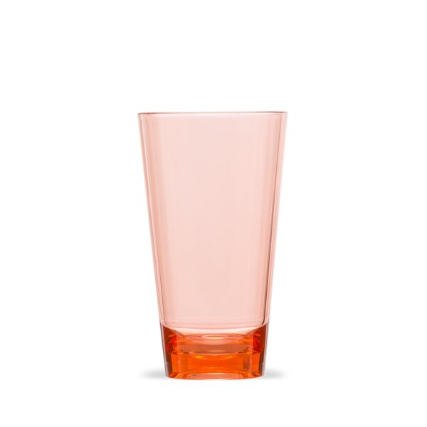 18 oz. Tritan Plastic Every Day Glasses (Set of 4) by ThermoServ