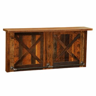 Superieur Barnwood Home Bar Without Sink