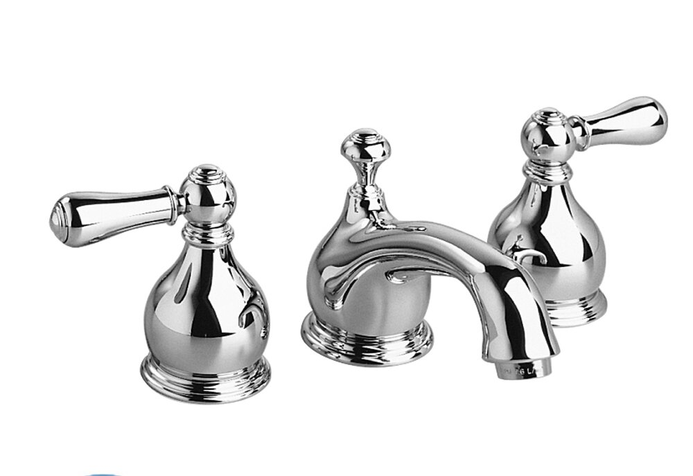 Signature Hardware Victorian Widespread Bathroom Faucet: American Standard Hampton Widespread Bathroom Faucet With