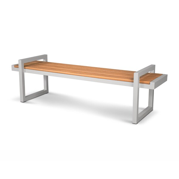 Century Plastic Garden Bench by Trex Outdoor