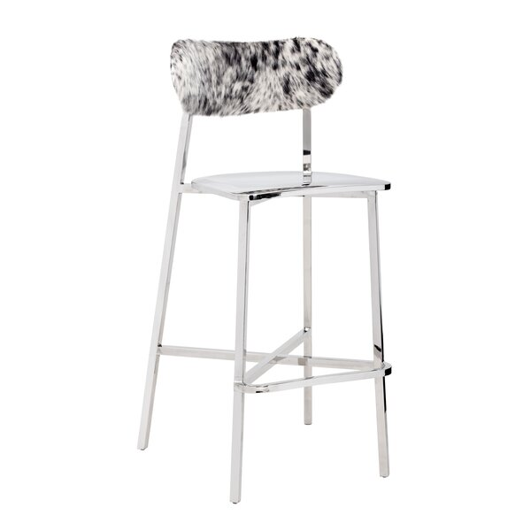 ikon Bar Stool by Sunpan Modern
