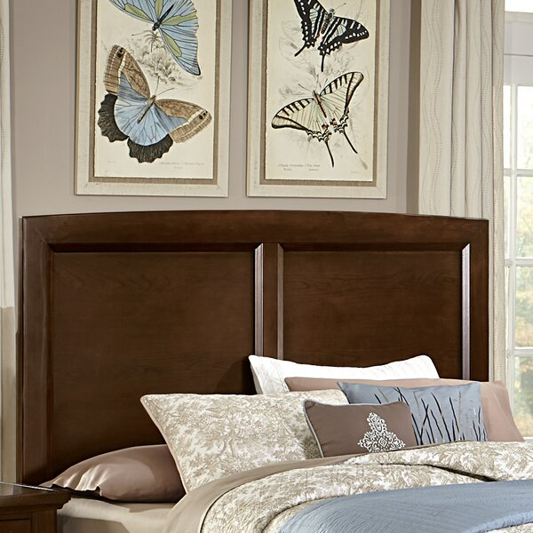 Bertram Wood Headboard by Darby Home Co