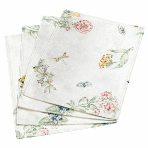 Butterfly Meadow Placemat (Set of 4) by Lenox