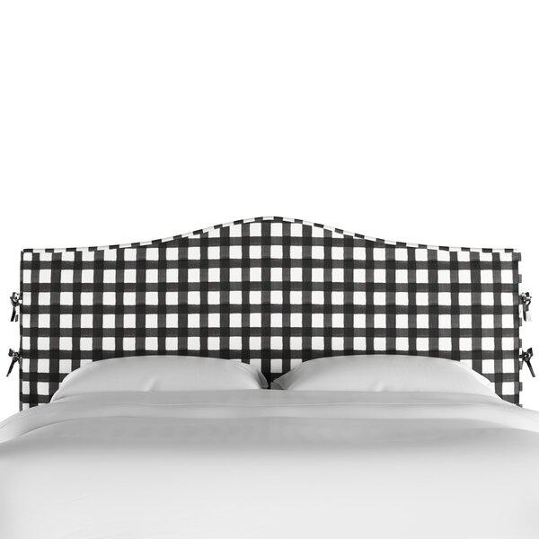 Blenheim Upholstered Panel Headboard by Gracie Oaks
