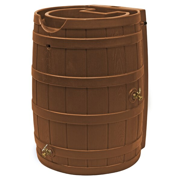 Rain Wizard 65 Gallon Rain Barrel by Good Ideas