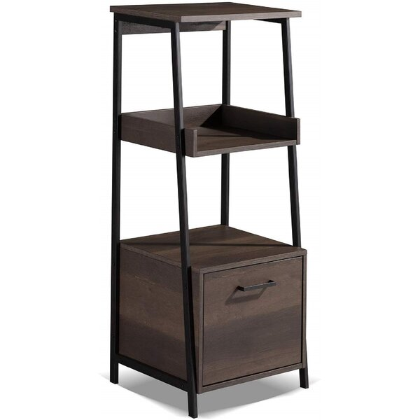 West Hewish Standard Bookcase By 17 Stories