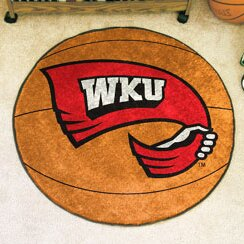 NCAA Western Kentucky University Basketball Mat by FANMATS