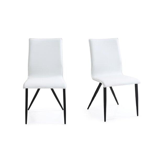 Cadogan Upholstered Dining Chair (Set of 2) by Orren Ellis