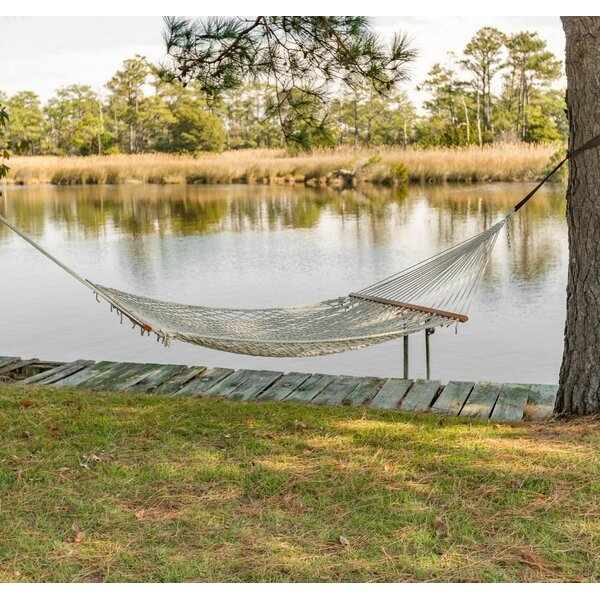 Hallatrow Cotton Tree Hammock by Highland Dunes