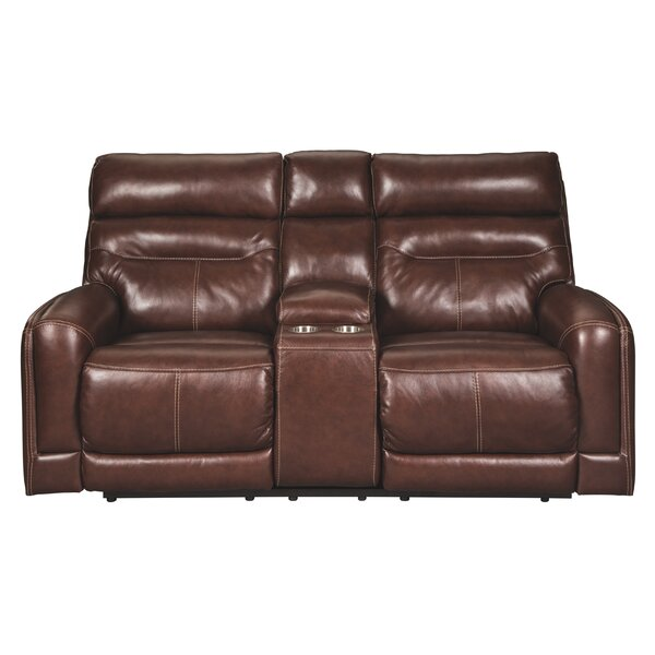 Liesl Reclining Loveseat by Loon Peak Loon Peak